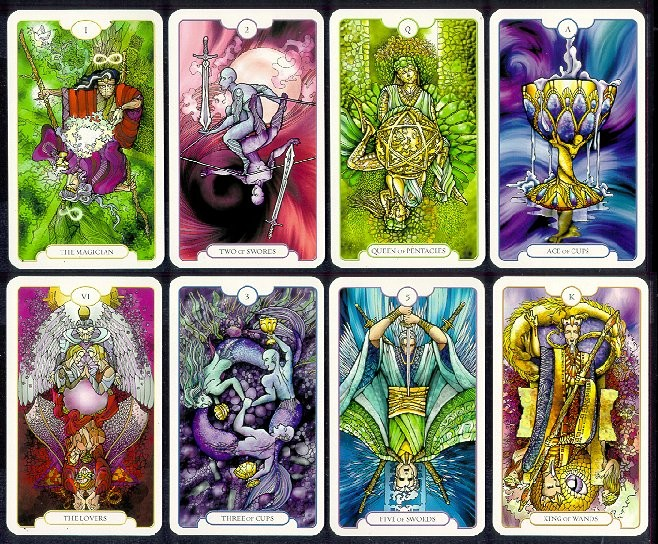 Frequently asked questions about tarot