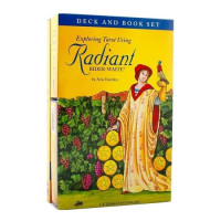 Radiant Rider-Waite Tarot (Deck and Book Set)