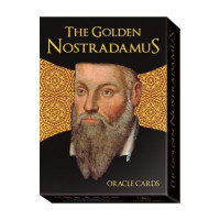 Golden Nostradamus. Oracle Cards