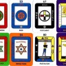 Golden Dawn Enochian Skrying Tarot