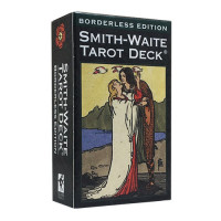 Smith-Waite Tarot (Borderless Edition)