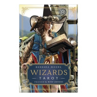 Wizards Tarot (Barbara Moore)