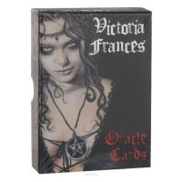 Victoria Frances. Oracle Cards
