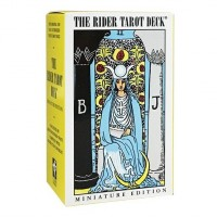Rider Tarot Deck (miniature edition)