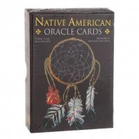 Native American. Oracle Cards