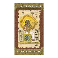 Egyptian Tarot (Grand Trumps)