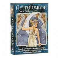 Astrological. Oracle Cards