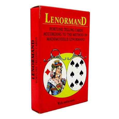 Lenormand. Fortune Telling Cards