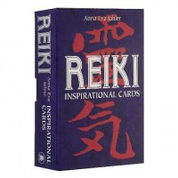 Reiki. Inspirational Cards