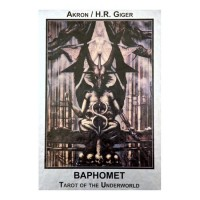 Baphomet. Tarot of the Underworld
