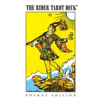 Rider Tarot Deck (pocket edition)