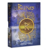 Runes. Oracle cards